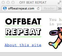 Offbeat Repeat